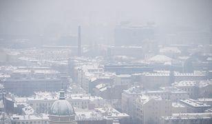 Warszawa. W środę obowiązuje pomarańczowy alert smogowy