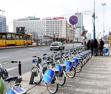 Warszawa. Wraca Veturilo. Czekają nas spore zmiany