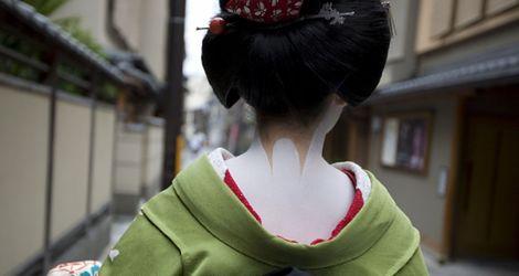 Była pierwszą gejszą nie-Japonką