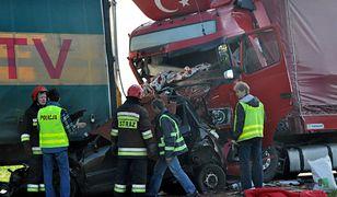 W wypadku zginęły trzy osoby