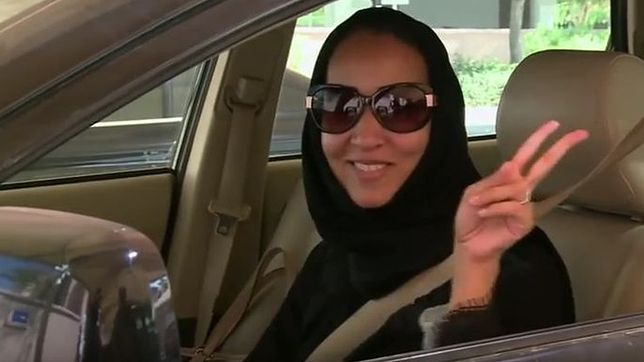 Arabki będą mogły prowadzić samochód
