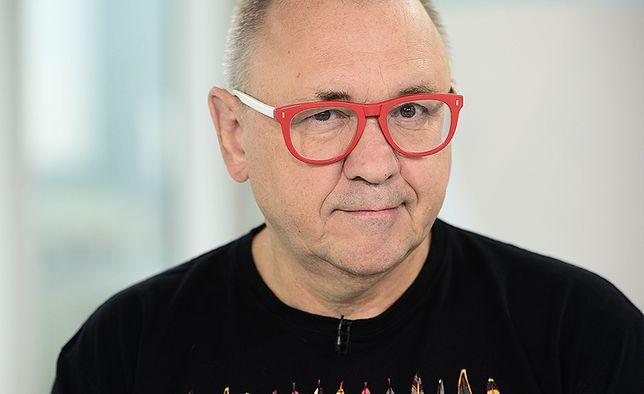 Jerzy Owsiak do Beaty Mazurek: odpuszczam!