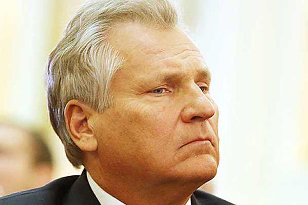 Były prezydent Aleksander Kwaśniewski
