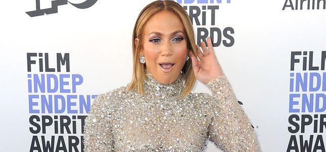 Jennifer Lopez zagłosowała w wyborach. Pokazała się w odważnym stroju
