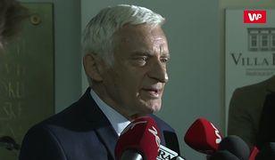 Jerzy Buzek: W dzisiejszym Sejmie nie ma szacunku dla mniejszości