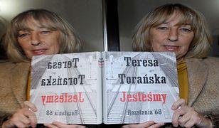 Nie żyje Teresa Torańska