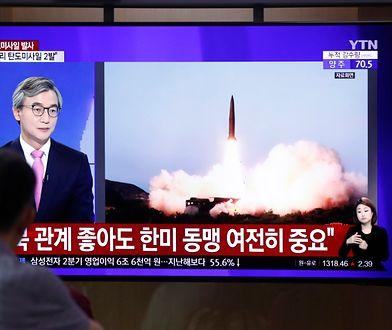 Testy rakiet Pjongjangu z niepokojem obserwują mieszkańcy Korei Południowej