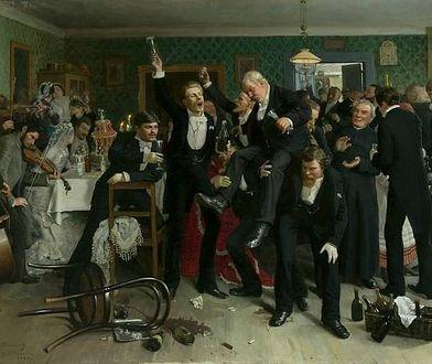 Wojna polsko-rosyjska o... alkohol. Kto naprawdę wymyślił wódkę?