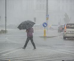 Burze, deszcz i grad. Nadchodzi załamanie pogody