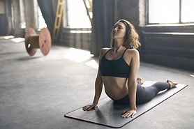 Pilates na płaski brzuch i boczki