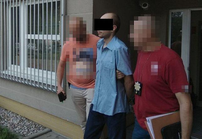 30-letni mężczyzna po zadaniu ciosu uciekł z miejsca zdarzenia
