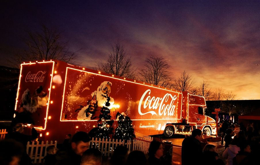 Świąteczna trasa Coca-Coli na cenzurowanym. Brytyjski resort zdrowia wzywa do bojkotu