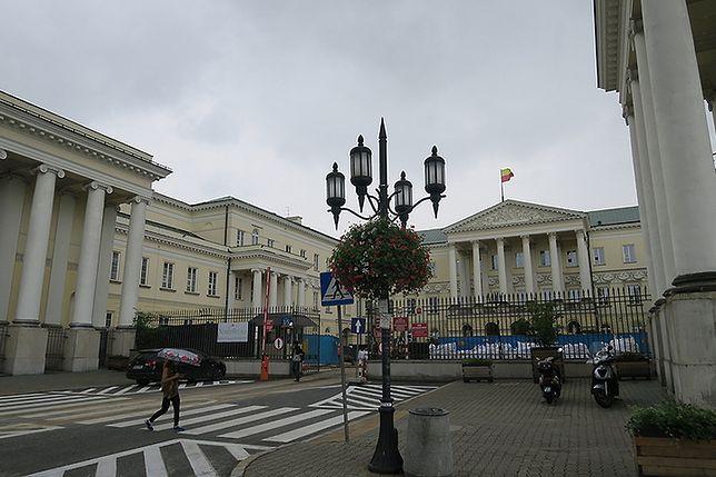 Siedziba ratusza w stolicy