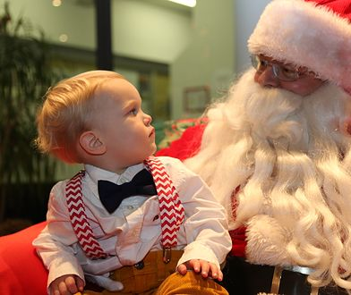 Największą popularnością cieszą się Mikołaje z prawdziwymi brodami