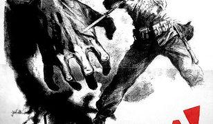 Polski antyhitlerowski plakat propagandowy - wrzesień 1939