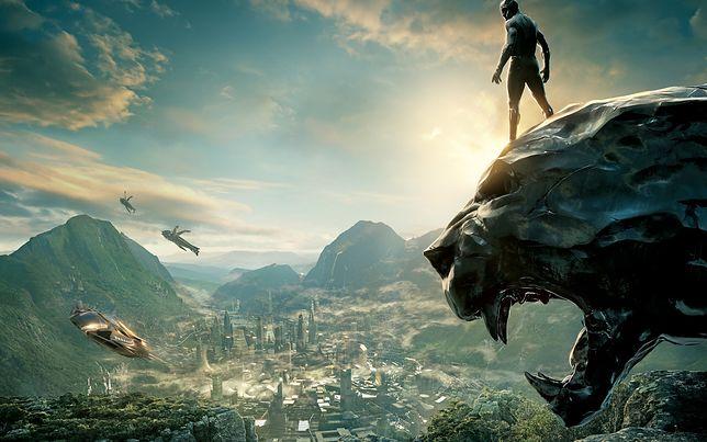 """Tak w filmie """"Czarna Pantera"""" jest przedstawione Królestwo Wakandy"""