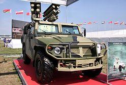 Nowa zabawka Putina - wojskowy system Kornet-D