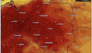 Przed nami kolejny dzień tropikalnych upałów: IMGW wydało ostrzeżenia najwyższego, 3. stopnia dla dwóch województw.