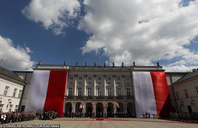 Prezydent Polski jako jedyny w Europie nie ma swojego symbolu