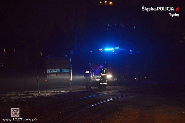 Śląsk. W Tychach pociąg osobowy potracił ze skutkiem śmiertelnym 65-letniego mężczyznę.