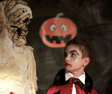 """""""Halloween może być niebezpieczne"""""""