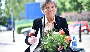 Wanda Traczyk-Stawska nie ustąpi. Chce spotkać się z niepełnosprawnymi