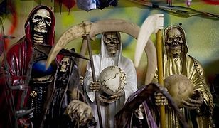 Kult Świętej Śmierci
