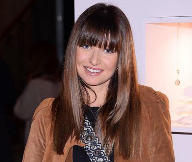 Anna Lewandowska promuje swoją markę kosmetyczną