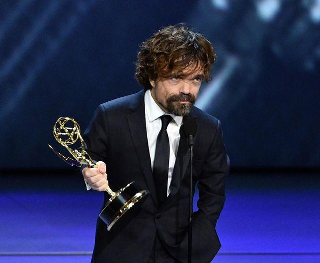 """Peter Dinklage: sprawił, że widzowie pokochali Tyriona. Trzecia nagroda Emmy za """"Grę o tron"""" to nie przypadek"""