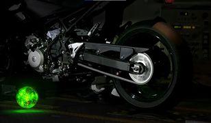 Hybrydowy motocykl Kawasaki nabiera kształtów
