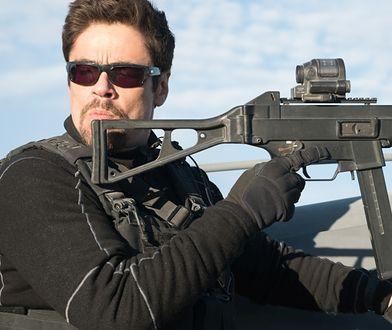 """Benicio del Toro w filmie """"Sicario 2: Soldado"""""""