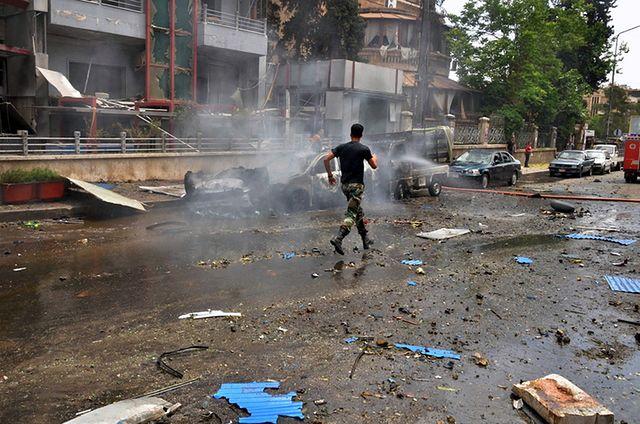 Dziesiątki zabitych. Ciężkie walki w syryjskim Aleppo
