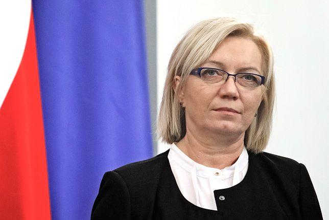 Julia Przyłębska twierdzi, że nie ma konfliktu w TK