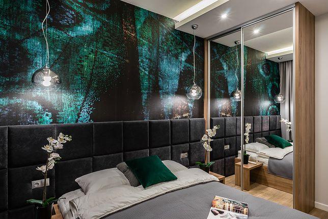 Połączenie różnych rodzajów oświetlenia pozwoli stworzyć unikalny wystrój sypialni