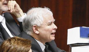 Jarosławowi Kaczyńskiemu wyraźnie zależy, by zapisać się w historii Polski