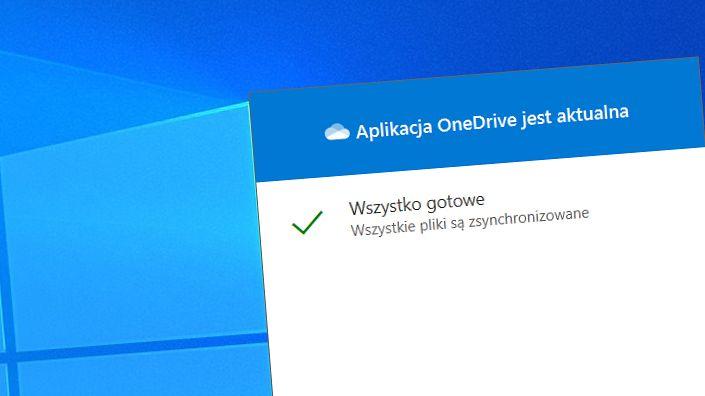 Microsoft OneDrive będzie dostępny w 64-bitowej wersji, fot. Oskar Ziomek
