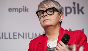 Karolina Korwin Piotrowska ostro skomentowała obecną sytuację w Polsce