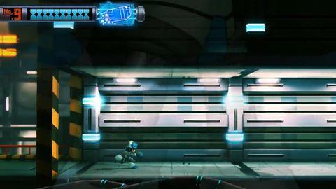 Mighty No. 9 wygląda jak Mega Man na miarę naszych czasów