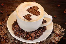 Kawa instant ze śmietanką o obniżonej zawartości kalorii