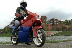 Julia RS600: polski motocykl elektryczny