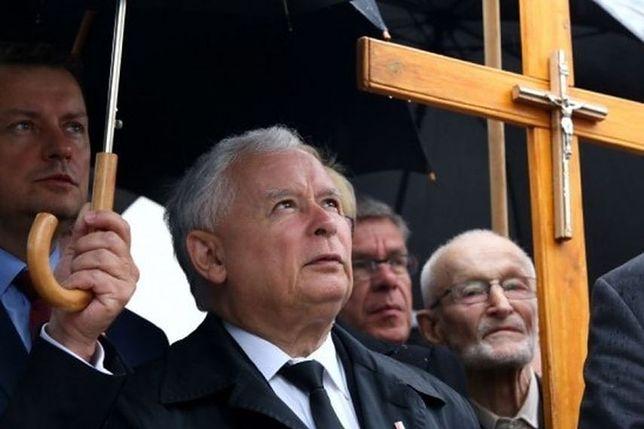 """Kaczyński: """"Hanna Gronkiewicz-Waltz nie jest ofiarą polityczną"""""""