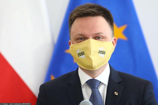 Róża Thun w Polskie 2050? Hołownia: Umówimy się na rozmowę, jeśli będzie chciała