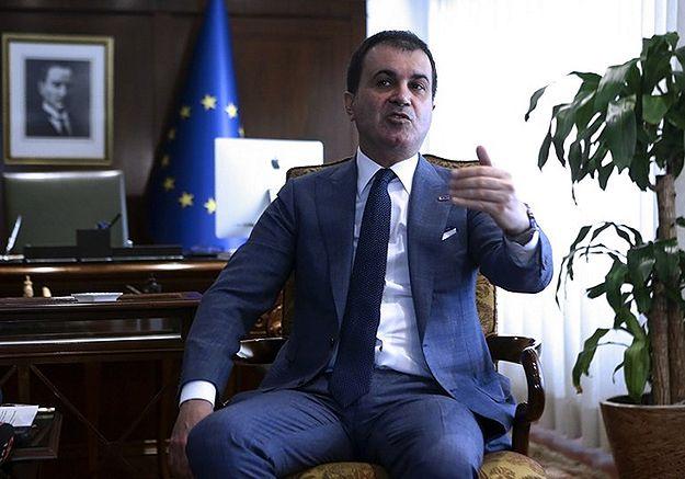 Turecki minister grozi Unii Europejskiej: bez terminu zniesienia wiz umowa o migrantach będzie nieważna