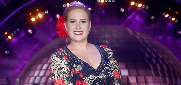 """""""Taniec z gwiazdami"""": Elżbieta Romanowska przebiera w zawodowych propozycjach"""