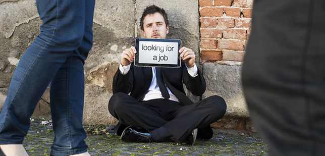 Wyższe bezrobocie w styczniu