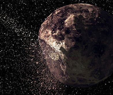 """Ziemia może zawdzięczać jednej z asteroid różnorodność biosfery. Jej pojawienie się nie zawsze oznacza """"koniec świata""""."""