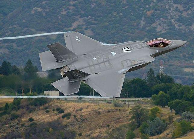 F-35 nie dla Turcji? Erdogan się nie przejmuje