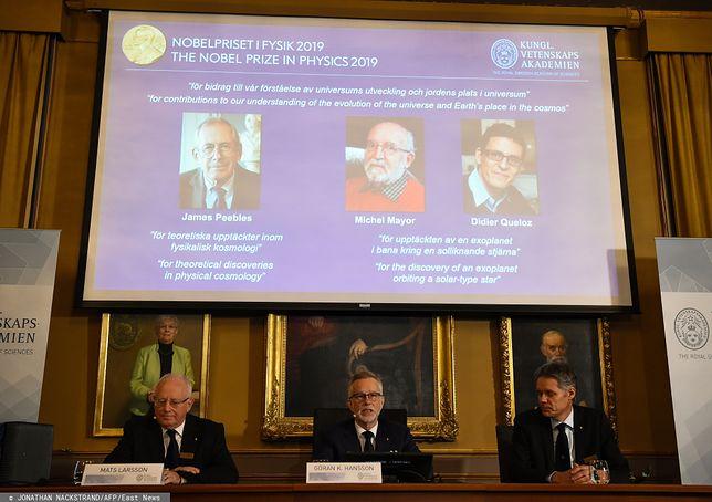 Nagroda Nobla z fizyki 2019