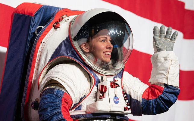 NASA prezentuje nowe kombinezony