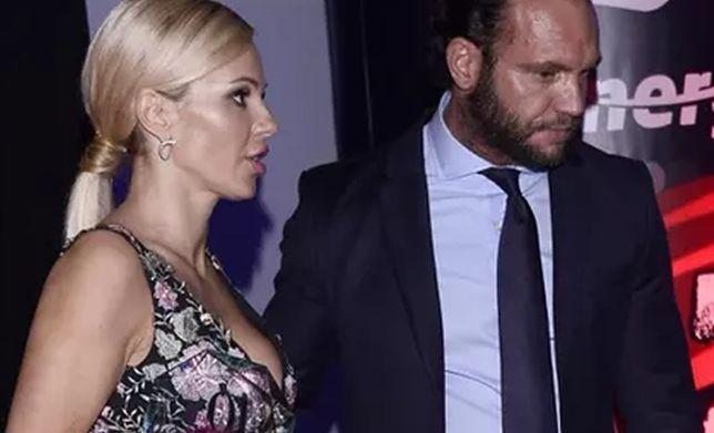 Doda wraz z mężem Emilem